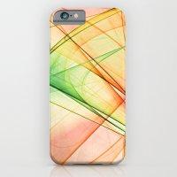 Tequila Sunrise iPhone 6 Slim Case