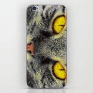 Gato Loco iPhone & iPod Skin