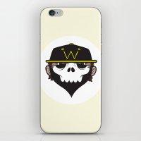 A Wicked Gentleman iPhone & iPod Skin
