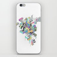 Tetral iPhone & iPod Skin
