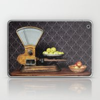 Apples on the Scale Laptop & iPad Skin