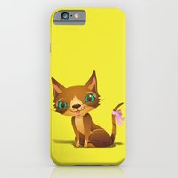 The Great Gold Meow iPhone 6 Slim Case