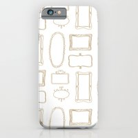 iPhone & iPod Case featuring Frames by Sarah Liddell