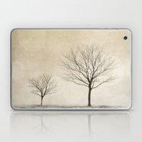 Snow Bokeh Wonderland  Laptop & iPad Skin
