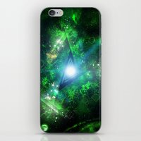 Green Gate iPhone & iPod Skin