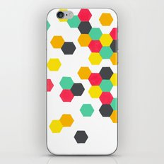 Crazy Clusters iPhone & iPod Skin