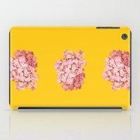 tridrangea iPad Case