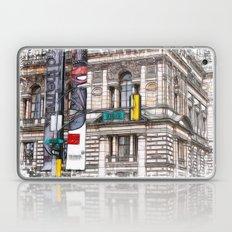 15th street Glasow Laptop & iPad Skin