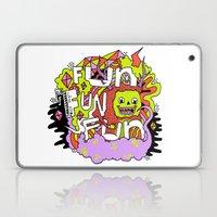 Fun Fun Fun Laptop & iPad Skin