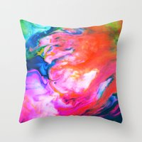 Junction Throw Pillow