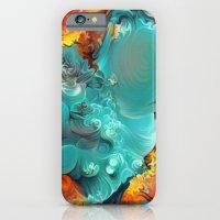 Mineral Series - Rosasite iPhone 6 Slim Case