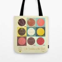 The Evolution of the Ball Tote Bag