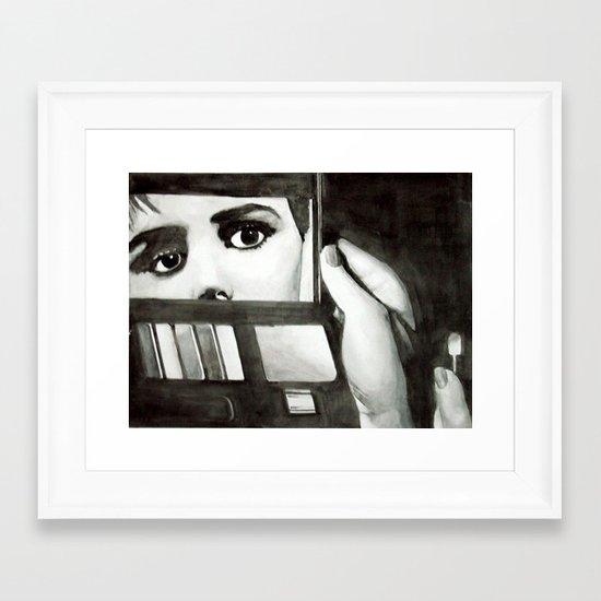 After Richard Prince 3 Framed Art Print