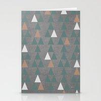 Concrete & Pattern Stationery Cards
