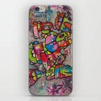Robot Bears iPhone & iPod Skin