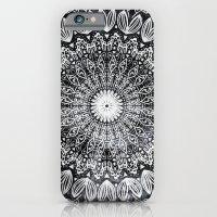 ORGANIC BOHO MANDALA iPhone 6 Slim Case