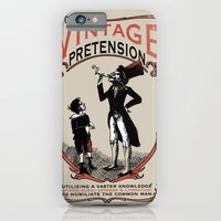 Ye Oldé Vintage Pretens… iPhone 6 Slim Case