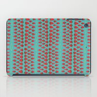 Field Of Strawberries iPad Case