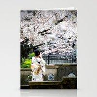 Kiyamachi Kimono, Kyoto Stationery Cards
