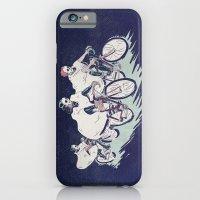 Ghost Race iPhone 6 Slim Case