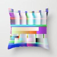 port11x8a Throw Pillow