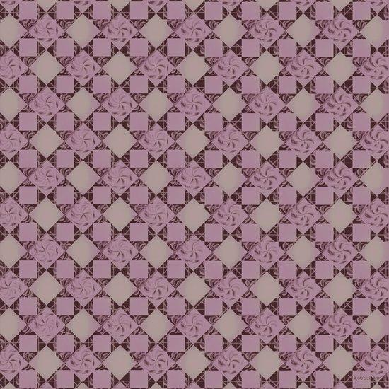 pattern (pale pink#2) Art Print