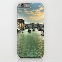 Sunrise on the Grand Canal, Venice iPhone 6 Slim Case
