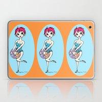 Beach Babe Pin up Laptop & iPad Skin