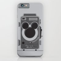 iPhone & iPod Case featuring Dream Maker by paddyroo