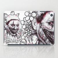 xoxo Twisty iPad Case