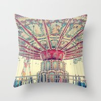 Children's memories! Throw Pillow