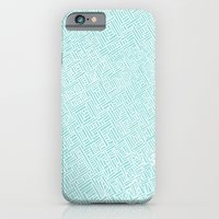 iPhone & iPod Case featuring - = Pattern Theory = - by Natalie Smith