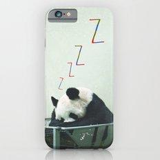 Sleepy Panda iPhone 6s Slim Case