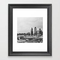 Skytop Framed Art Print