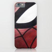SPIDEY FACE iPhone 6 Slim Case