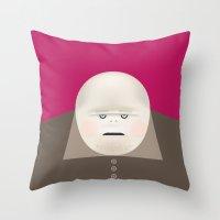 DON CICCIO Throw Pillow