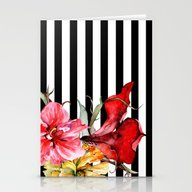 FLORA BOTANICA | Stripes Stationery Cards
