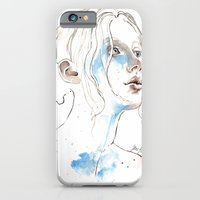 Winter 2016, Watercolor iPhone 6 Slim Case