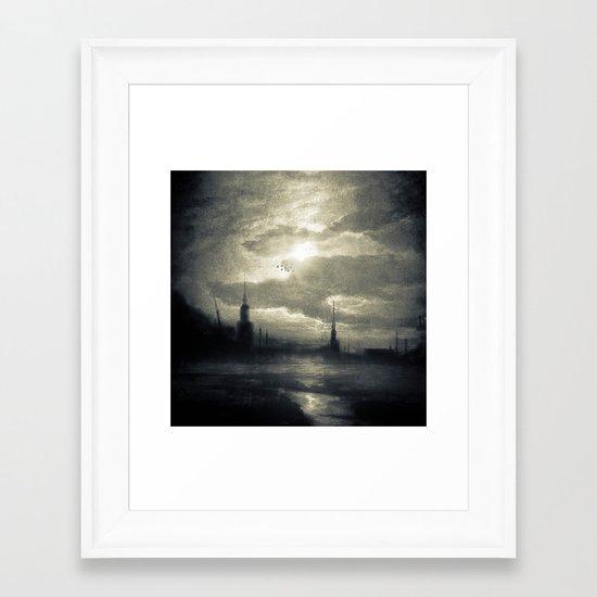Chapter VII Framed Art Print