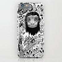 iPhone & iPod Case featuring Idées noires by Exit Man