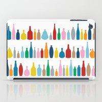 Bottles Multi iPad Case