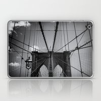 The Brooklyn Bridge Laptop & iPad Skin