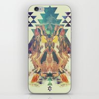 Cosmic Dance iPhone & iPod Skin