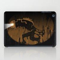Oil Monster iPad Case