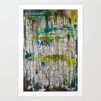 Traffic Imposition Art Print