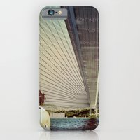 Connecting Two Continents  iPhone 6 Slim Case