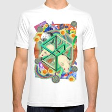 Life, as many people have spotted, is, of course, terribly unfair. Mens Fitted Tee White SMALL