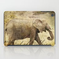 Out Of Africa iPad Case