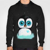 Joc The Penguin Hoody