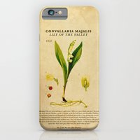 iPhone & iPod Case featuring Breaking Bad - Lily of the Valley by WalnutSoap